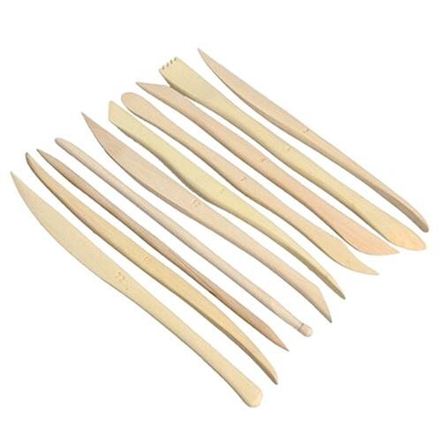 Набор деревянных стеков 10 шт