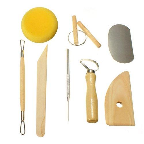 Набор керамиста основной, из 8 предметов