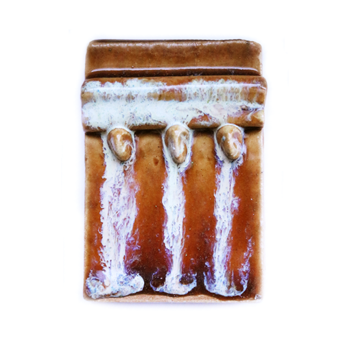 Набор глазурей Cool Glazes Коричневый мох /банки 200 гр+40 гр+40 гр/