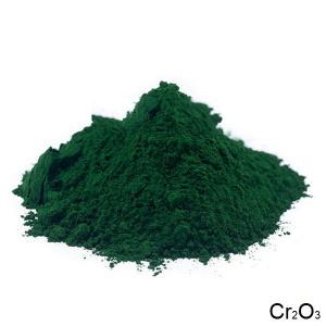 Оксид хрома (chromoxid)