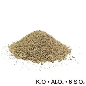Полевой шпат калиевый (feldspat kali LIS 75)
