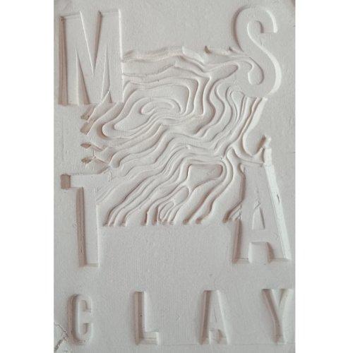 Каменная масса MSTA clay /брикет 2,5 кг/
