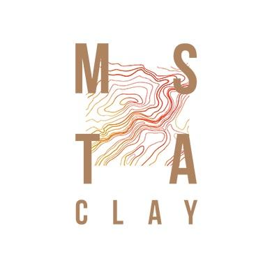 Логотип MSTA clay