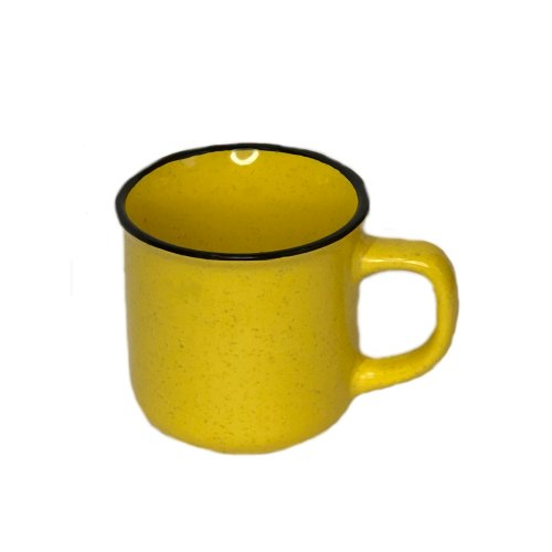 """Форма гипсовая чашка """"Алюминиевая"""""""