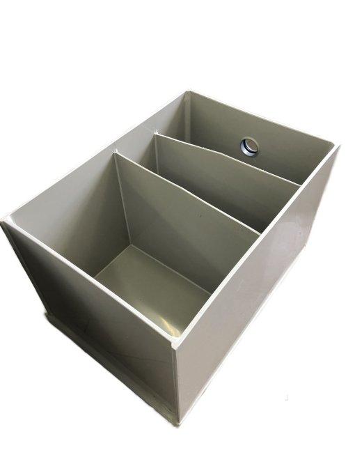 Отстойник (сепаратор) для глины на колесиках