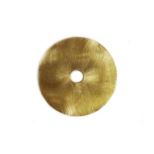 Цикля латунная круглая