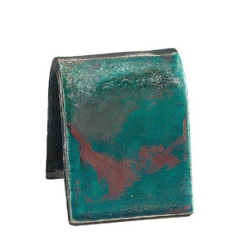 Глазурь TerraColor Раку синяя - Raku Blue 1914А