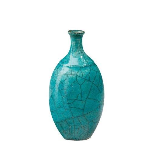 Глазурь TerraColor Раку Бирюзовый эффект - Raku Turquoise Effect 1915