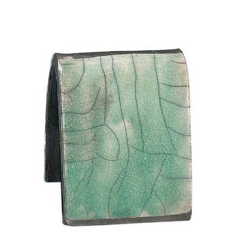 Глазурь TerraColor Раку Зеленая вода - Raku Aquaverde 1923