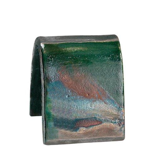 Глазурь TerraColor Раку Коралловый остров /пакет 1,0 кг/