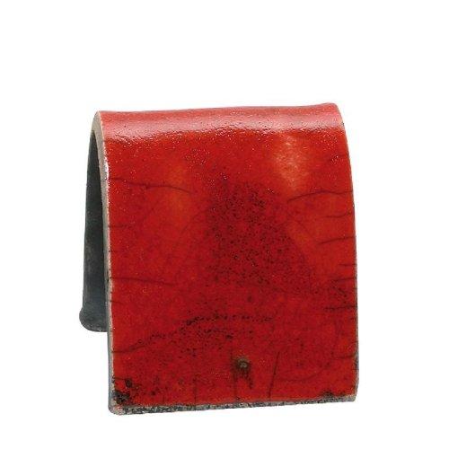 Глазурь TerraColor Раку Красная эффектарная - Raku Rot Effekt 1935
