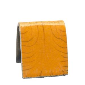 Глазурь TerraColor Раку Желто-оранжевая