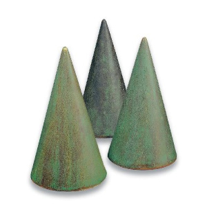 Глазурь TerraColor 8048 (448) Античный зеленый
