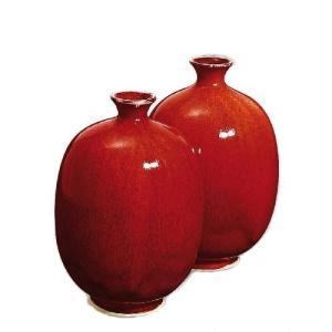 глазурь Светящийся ярко-красный / Glut Hellrot 9632