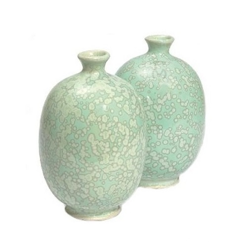 Глазурь TerraColor Зеленый кристалл - Grünkristall 9650 (6650) /банка 50 гр/
