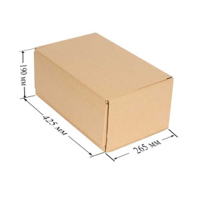 Коробка почтовая 450•220•280