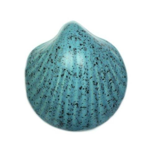 Глазурь Wolbring Бирюзово-голубой гранит - Türkisblau Graniti 420239 /пакет 1,0 кг/