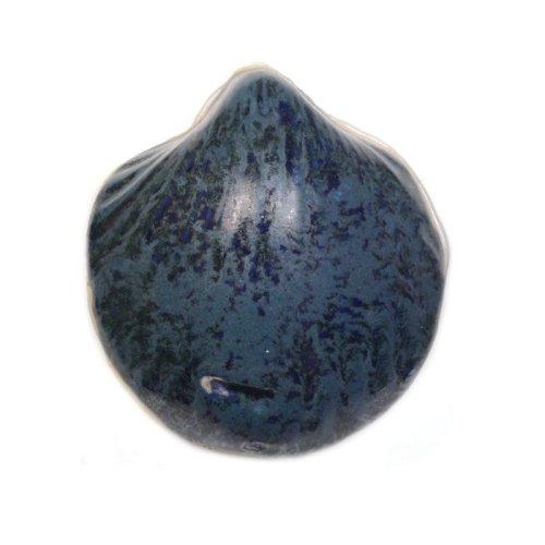 Глазурь Wolbring Синяя со стальным эффектом - Stahlblau 420320